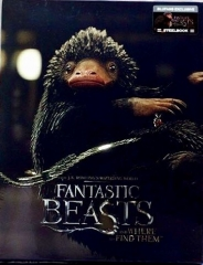 [BE39]Fantastic Beasts and Where to Find Them Blu-ray